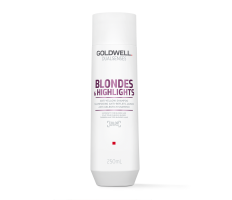 Goldwell Dualsenses Blond & Highlights 250ml - Šampon pro blond vlasy