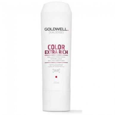 Goldwell Dualsenses Color Extra Rich Conditioner 200ml - Kondicionér pro barvený vlas