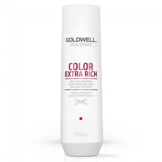 Goldwell Dualsenses Color Extra Rich Shampoo 250ml - Šampon barvené vlasy