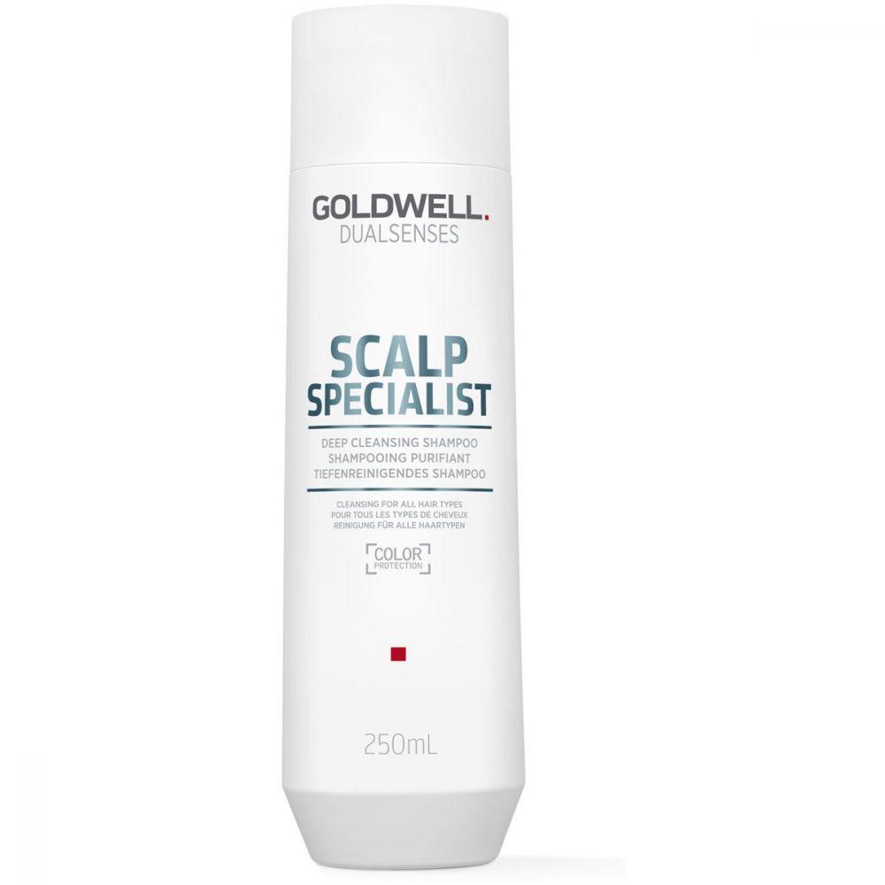 Goldwell Dualsenses Deep Cleansing Shampoo 250ml - Hloubkově čistící šampon