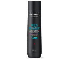 Goldwell Dualsenses For Men Hair&Body 300ml - Šampon vlasový a tělový