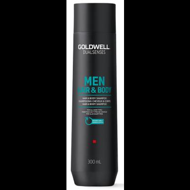 Goldwell Dualsenses For Men Hair&Body 300ml - Šampon vlasový a tělový
