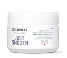 Goldwell Dualsenses Just Smooth 60sec Treatment 200ml - Maska na jemné vlasy