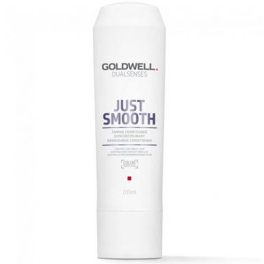 Goldwell Dualsenses Just Smooth Taming Conditioner 200ml - Kondicionér pro krepaté vlasy