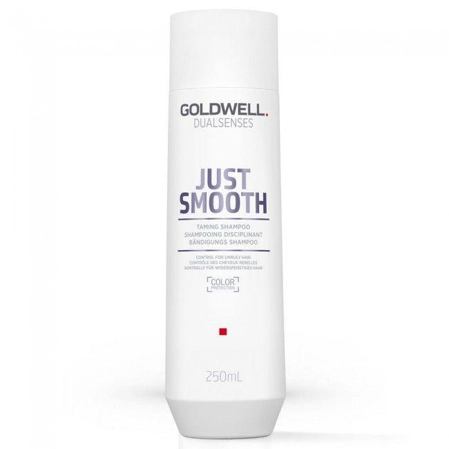 Goldwell Dualsenses Just Smooth Taming Shampoo 250ml - Šampon pro krepaté vlasy