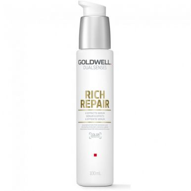 Goldwell Dualsenses Rich Repair 6 Effect Serum 100ml Sérum pro suchý vlas