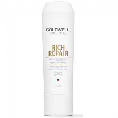 Goldwell Dualsenses Rich Repair Conditioner 200ml  - Kondicionér pro poškozené vlasy