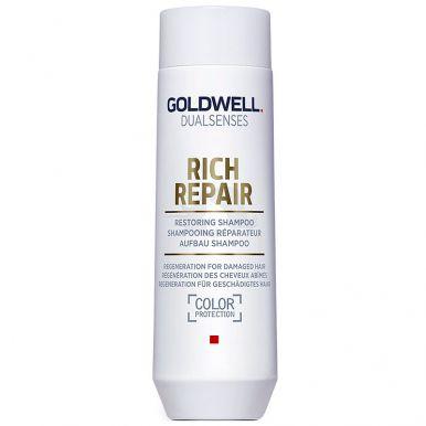 Goldwell Dualsenses Rich Repair Shampoo 250ml - Šampon pro suché poškozené vlasy