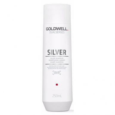 Goldwell Dualsenses Silver Shampoo 250ml  - Stříbrný šampon