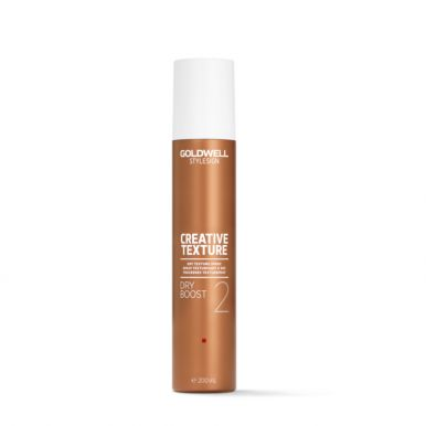 Goldwell StyleSign Creative Texture Dry Boost 200ml - Suchý texturizační sprej