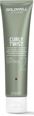 Goldwell StyleSign Curly Twist Curl Control 100ml - Hydratační krém na vlny
