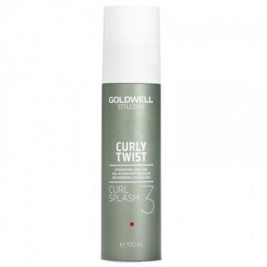 Goldwell StyleSign Curly Twist Curl Splash 100ml - Oživující krém na vlny