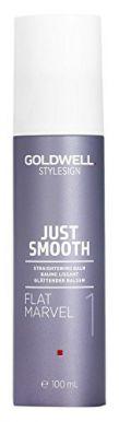 Goldwell StyleSign Just Smooth Flat Marvel 100ml - Uhlazující balzám