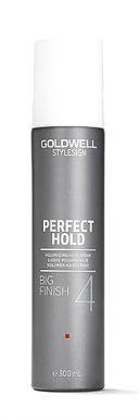 Goldwell StyleSign Perfect Hold Big Finish 100ml - Lak pro zvětšení objemu
