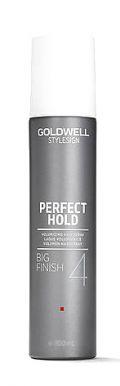 Goldwell StyleSign Perfect Hold Big Finish 500ml - Lak pro zvětšení objemu