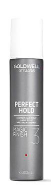 Goldwell StyleSign Perfect Hold Magic Finish 500ml - Lak pro zářivý lesk