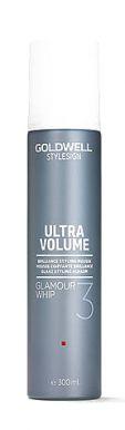Goldwell StyleSign Ultra Volume Glamour Whip 300ml - Pěnové tužidlo pro větší zářivost