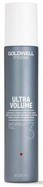 Goldwell StyleSign Ultra Volume Naturally Full 200ml - Objemový sprej na fénování