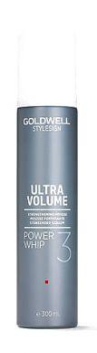 Goldwell StyleSign Ultra Volume Power Whip 300ml - Posilující pěna