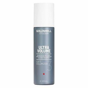 Goldwell StyleSign Ultra Volume Soft Volumizer 200ml - Sprej pro zvětšení objemu