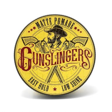 Gunslingers Matte Pomade 75ml - Pomáda na vlasy s matným efektem