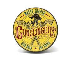 Gunslingers Matte Shaper 75ml - Pasta na vlasy s matným efektem
