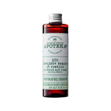 Havlíkova Apotéka - Havlíkův šampon 13 rostlin 200ml