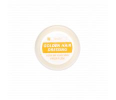 Hessler Golden Hair Dressing 100ml - vosk na vlasy pro vysoký lesk