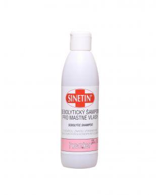 Hessler Sinetin Sebolytický Šampon 200ml - Na mastný vlas
