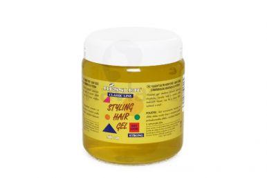 Hessler Styling  Hair Gel Wet Look 500ml - Gel pro mokrý efekt