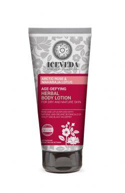 Iceveda - Tělové mléko proti stárnutí 200ml