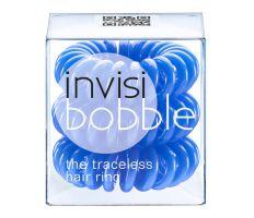 InvisiBobble - Gumička do vlasů modrá 3ks