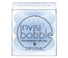 InvisiBobble - Gumička do vlasů světle modrá 3ks
