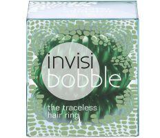 InvisiBobble - Gumička do vlasů tmavě zelená 3ks