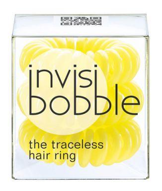 InvisiBobble - Gumička do vlasů žlutá 3ks