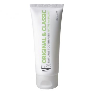 NFco Natural Toothpaste Original & Classic 100g - Přírodní zubní pasta na svěží dech