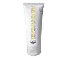 NFco Natural Toothpaste Propolis & Myrth 100g - Přírodní pasta na zánět dásní