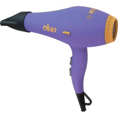 Kiepe Duo - Profesionální fén na vlasy fialový