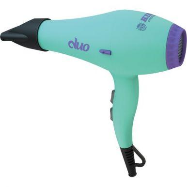 Kiepe Duo - Profesionální fén na vlasy zelený