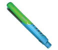 Kiepe Fluo Titanum - Žehlička na vlasy modrá