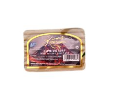 Knossos Olivové mýdlo - vulkanický lávový písek 100g