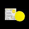 Kvítok Tuhý Šampon s Rostlinným Kondicionérem 50g - Ylang Ylang