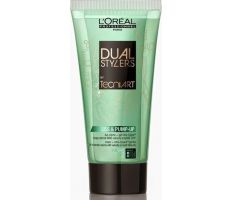 Loréal Professionnel Tenci.art Dual Stylers Liss & Pump-up 150ml - Krém gel pro objem