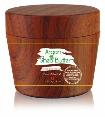 Lovien Argan Oil & Shea Butter Mask 250ml - Hydratační maska