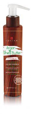 Lovien Argan Oil & Shea Butter Oil 160ml - Hydratační olejové sérum