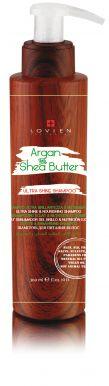 Lovien Argan Oil & Shea Butter Shampoo 300ml - Hydratační šampon