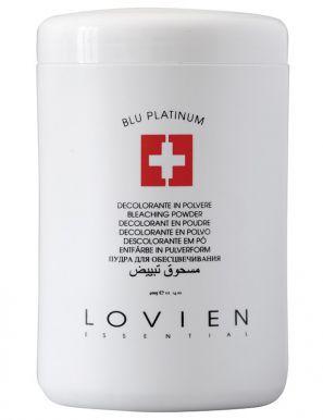 Lovien Essential Blu Platinum 400g pix. - Bezprašný melírovací prášek