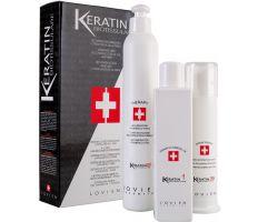 Lovien Essential Keratin Biotissulare - Systém pro rekonstrukci vlasové struktury