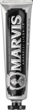 Marvis Amarelli Licorice 85ml - Zubní pasta lékořice máta