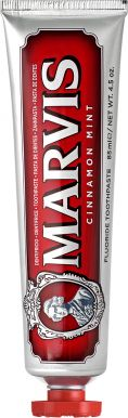 Marvis Cinnamon Mint 85ml - Zubní pasta skořice máta